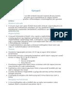 Pajzsmirigy laborvizsgálat, pajzsmirigy működés vizsgálati csomag