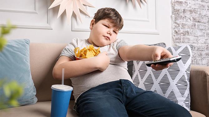 Súlyos fogyás gyermekkorban