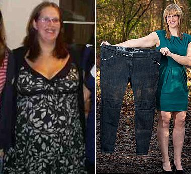 Elszörnyedt a saját fotójától a fiatal nő, ezért 40 kilót lefogyott   pasztorpuli.hu