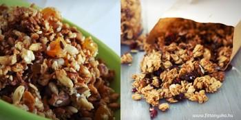 A granola rúd segít- e a fogyásban?, Összetétel és felhasználás
