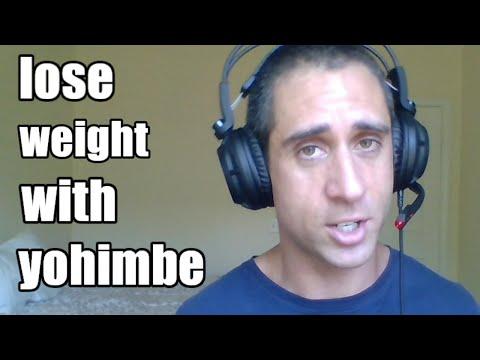 yohimbine zsírégetés