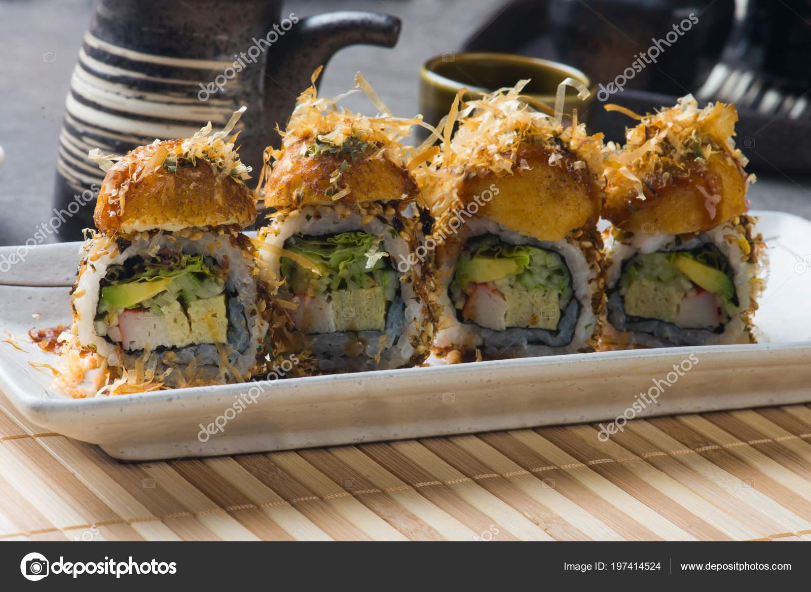 zsírvesztés sushi tekercs több karcsú abnehmen