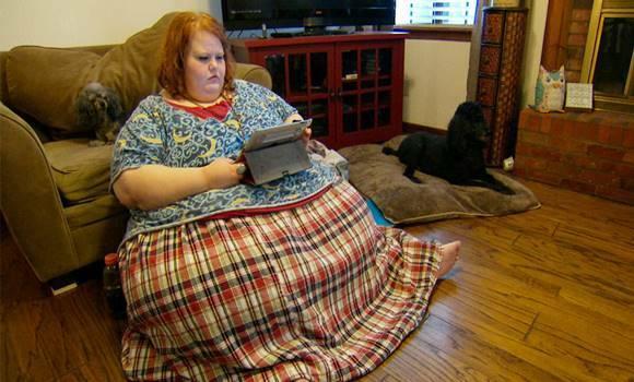 240 kg nő fogy