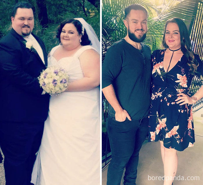 fogyókúrás menyasszonyok előtte és utána ambien súlygyarapodás