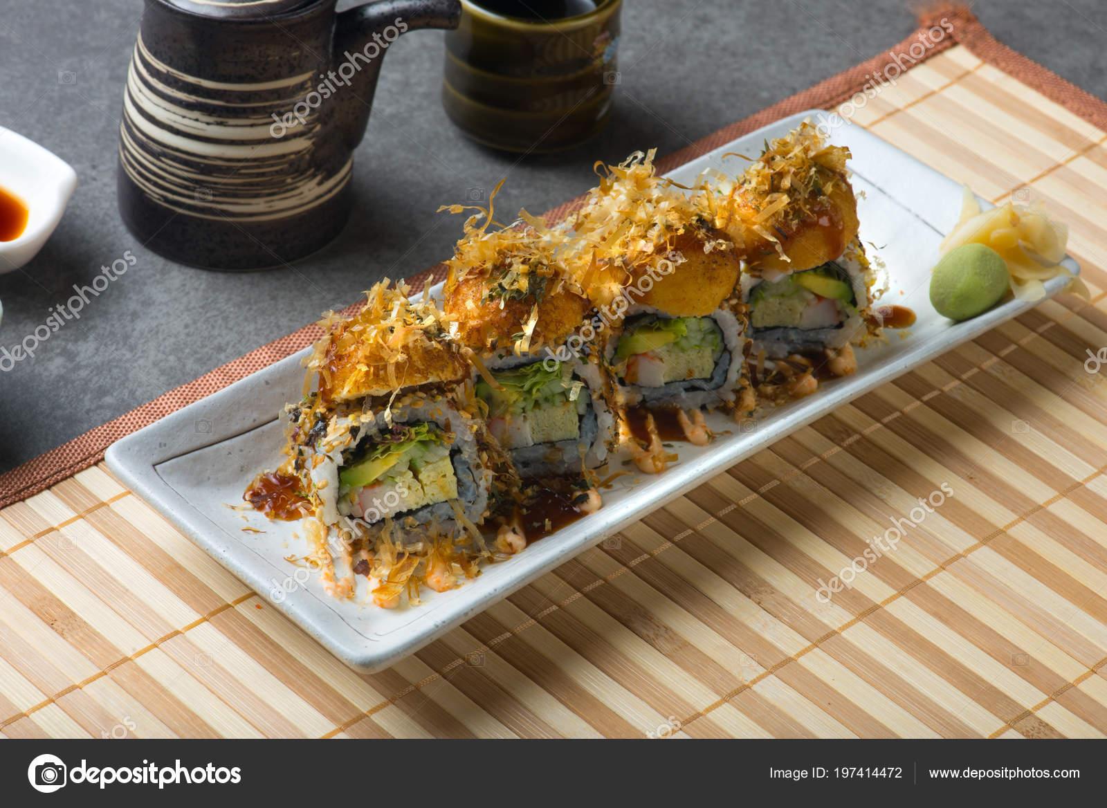 zsírvesztés sushi tekercs t4 zsírégető mellékhatások