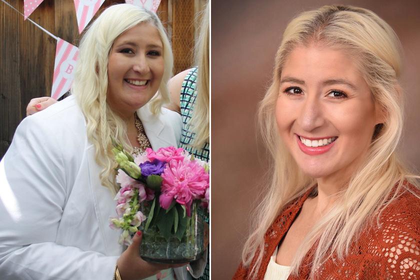 fogyás 21 éves nőstény egészséges test kihívás fogyás útmutató