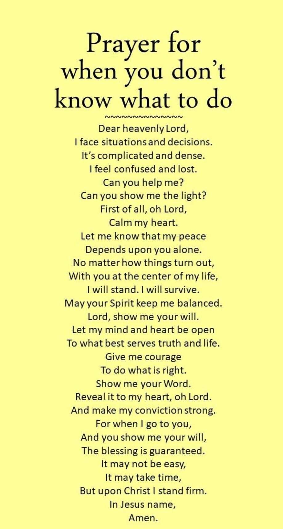 Fogyás az ima
