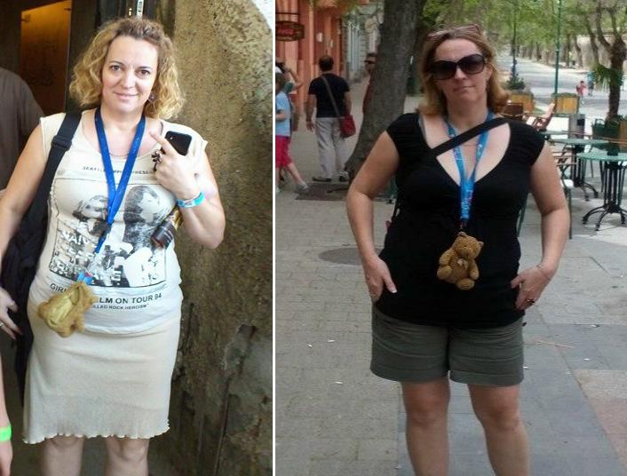 Fogyni 57 éves korban, Zsuzsa fogyástörténete: 50 felett 55 kilósan - Alakorvoslás Blog