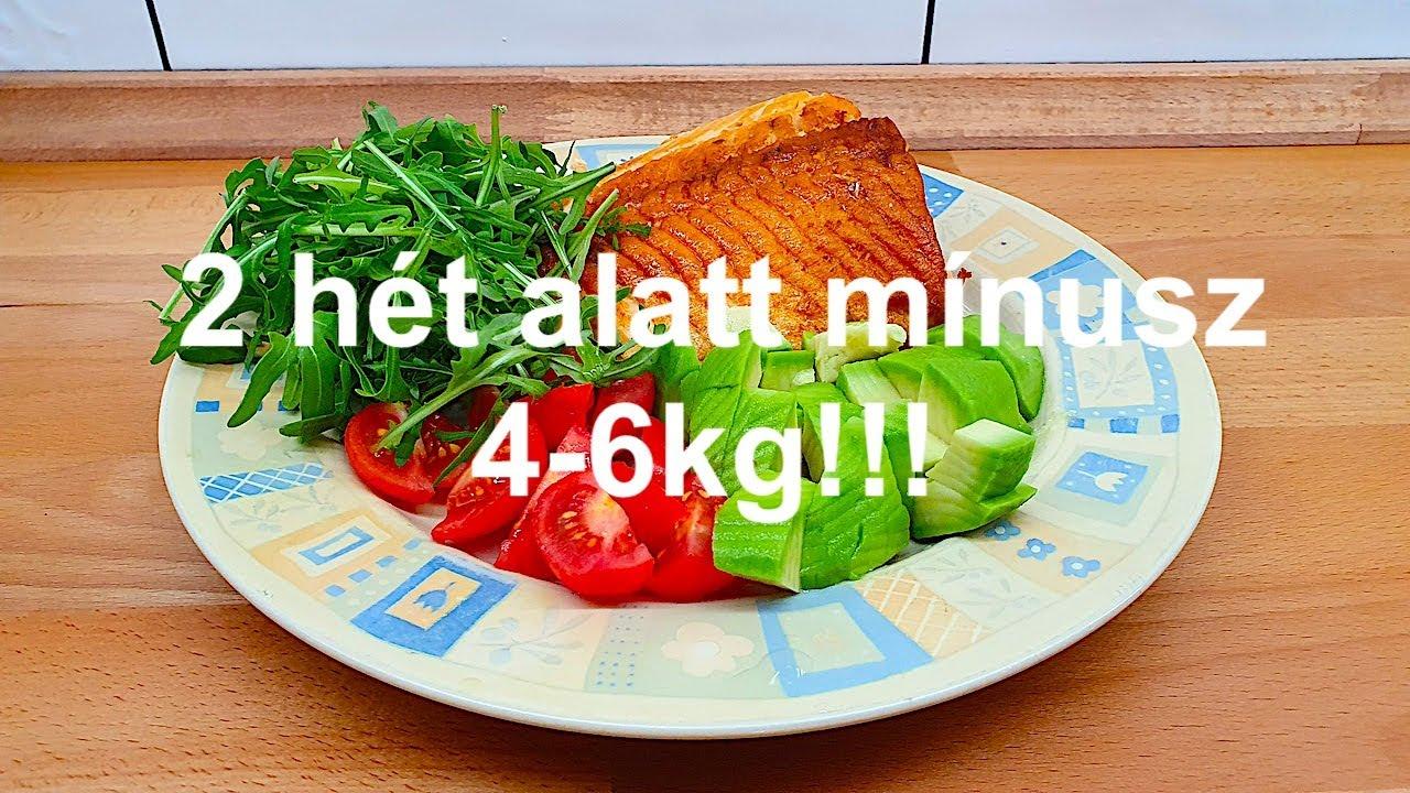 Könnyű fogyókúrás receptek