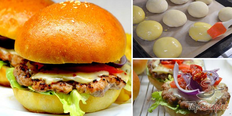 Kevesebb szénhidrát szenvedés nélkül, Hamburgert enni fogyni