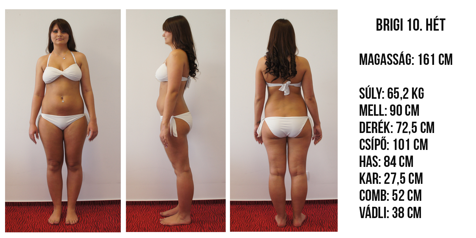 Mennyi a havi optimális testsúly csökkenés?