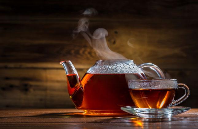 Teák diétába